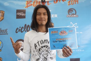 1er lugar- Héctor Tehuitzil - premio en efectivo ($6,000.00)